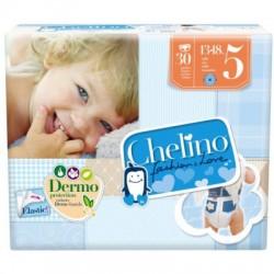CHELINO PAÑAL T-5 PASITOS 30 UNIDADES.