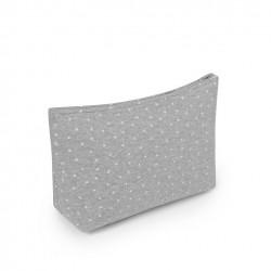 Porta documentos mini stella gris
