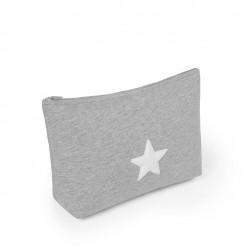 Porta documentos star gris baby clic