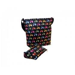 Bolso new baby stroller bag vespas black