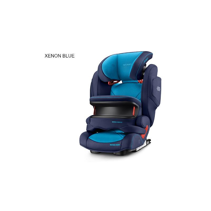recaro monza nova is xenon blue. Black Bedroom Furniture Sets. Home Design Ideas