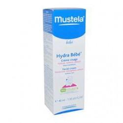 Mustela hidratente bebe cara