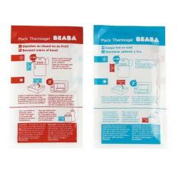 Beaba Lote  2 bolsas refrigerantes - caf