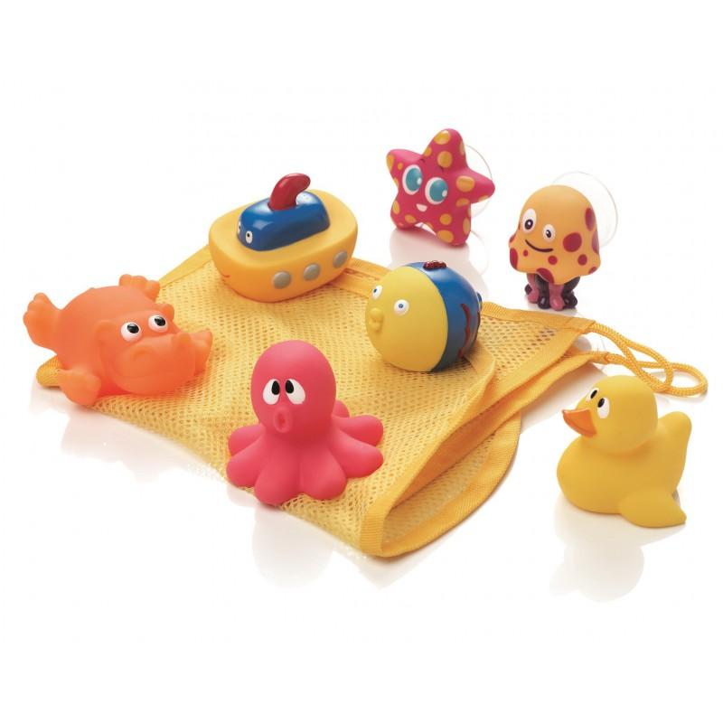 Set Juguetes De Baño Jane:Jane Set Juguetes de Baño JANE