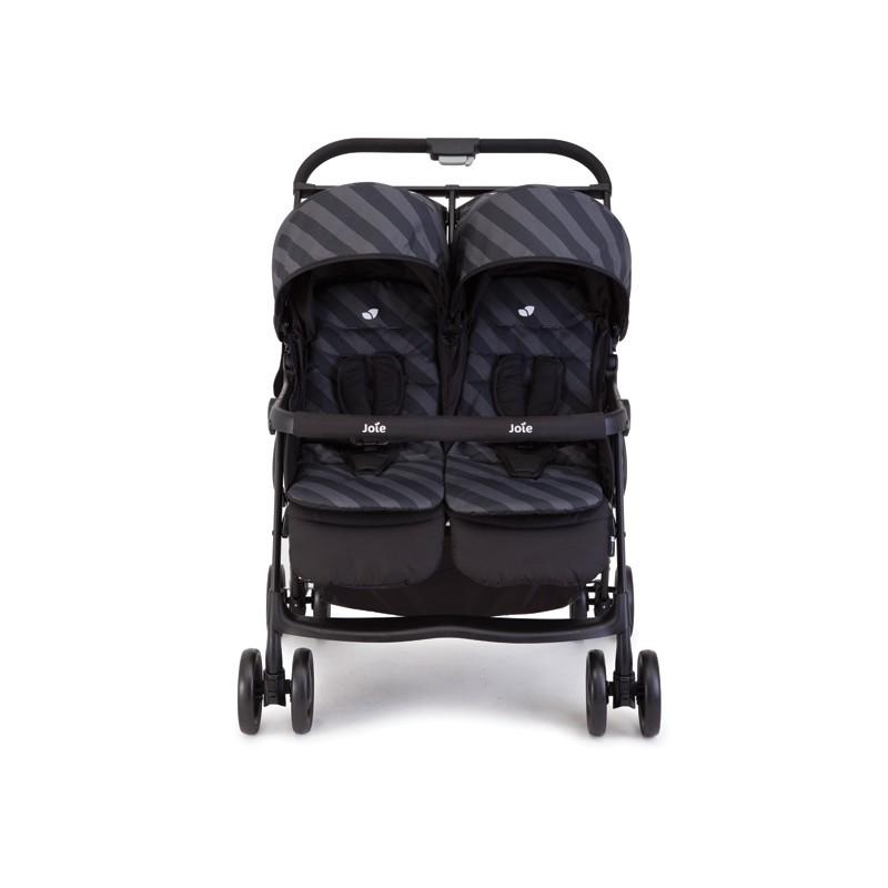 joie silla gemelar aire twin liquiorice. Black Bedroom Furniture Sets. Home Design Ideas