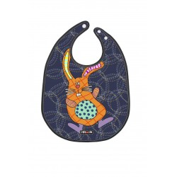 Babero rabbit Tris&Ton