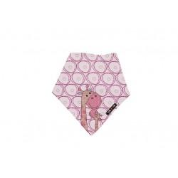 Quitababas giraffes rosa Tris&Ton