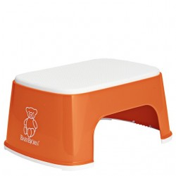 Banquillo naranja BabyBjörn