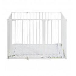 Park'A'Kid rectangular, blanco Babydan