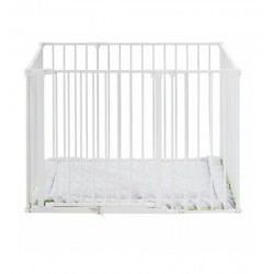 Park'A'Kid rectangular, blanco Babydan