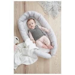 Cuna Nido Cuddle Nest, Babydan gris