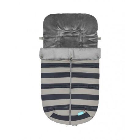 Saco silla Nanouk Stripes Beige