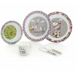 Jane Set Vajilla microondas 6 piezas