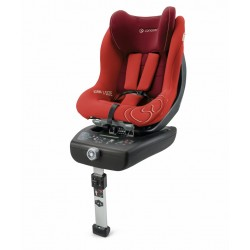 SILLA ULTIMAX I-SIZE FLAMING RED