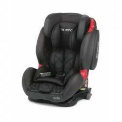 Be Cool Thunder isofix 2016 Meteorite