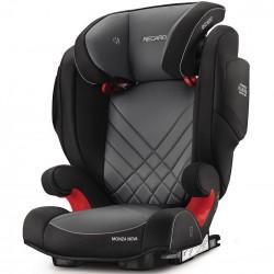 Silla Monza Nova 2 Seatfix Carbon Black