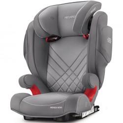 Silla Monza Nova 2 Seatfix Aluminium Gre