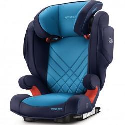 Silla Monza Nova 2 Seatfix Xenon Blue