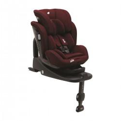 silla de coche Stages Isofix Cranberry