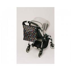 Bolso new baby stroller bag twins vespas