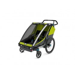 Silla Chariot Cab 2 Chartreuse Thule