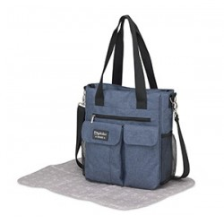 BOLSO MICROFIBRA CARRY DENIM AZULON