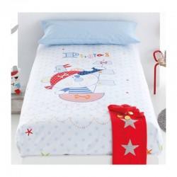 Funda nórdica cama 90 pirata