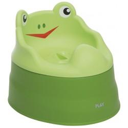 Orinal Pot play Frog