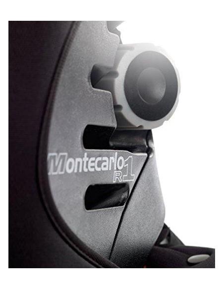 JANE MONTECARLO R1 RED Isofix.