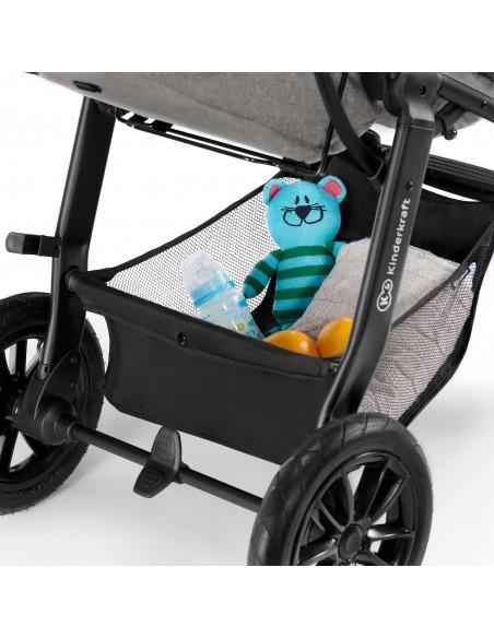 Kinderkraft XMOOV Cochectito 3 grey