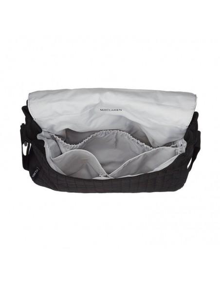 MACLAREN Messenger Bag BMW Black