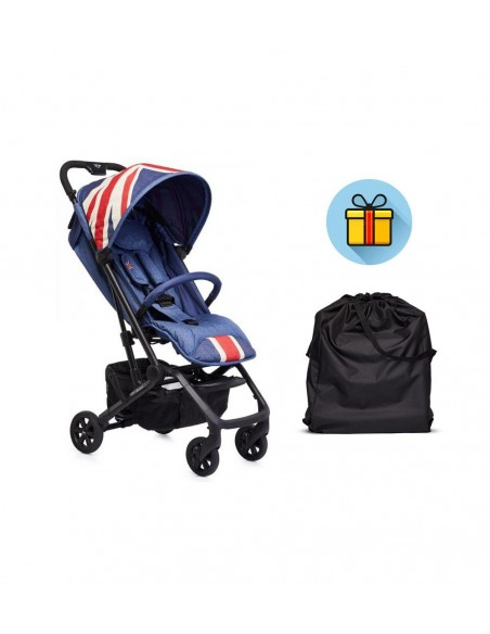MINI by Easywalker buggy XS Union Jack.