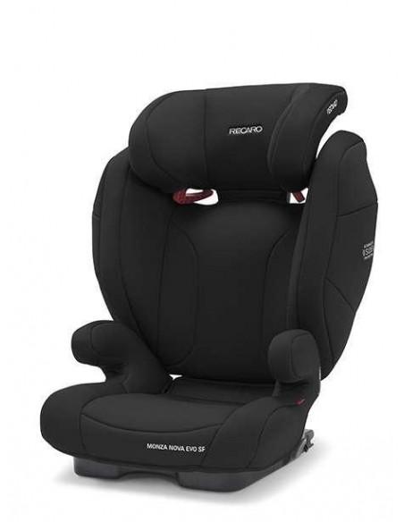 Recaro Monza Evo Seatfix Deep Black