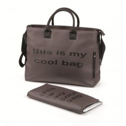 BE COOL MAMMA BAG BROWN 2014