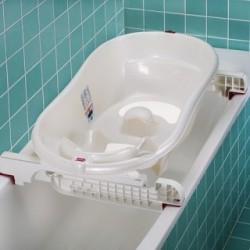 Bañera Ok Baby Onda evolution en blanca.