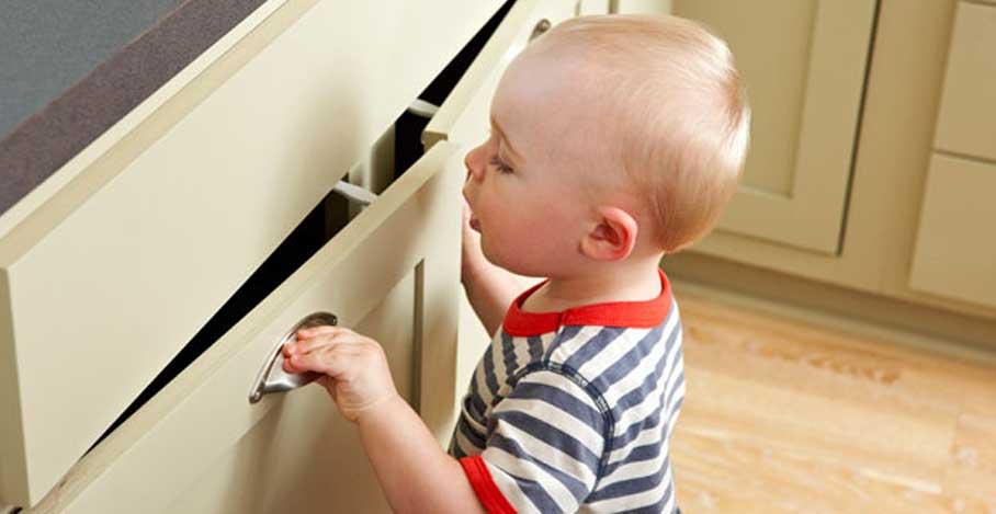 Garantiza la seguridad de tu bebé en casa