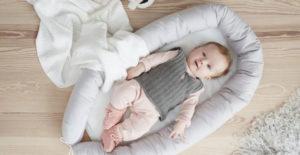 Cunas nido, el mejor descanso para el bebé en viaje