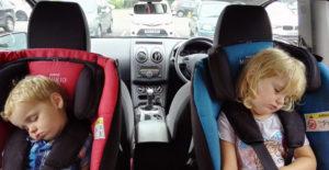 Sillas de bebé a contramarcha en el coche, ¿porqué son más recomendables?