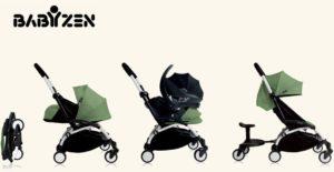 Babyzen Yoyo+, el todo en uno para padres muy activos