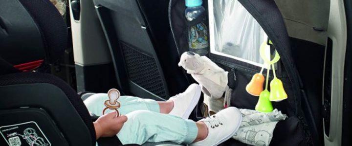 colocar la silla de coche para bebés