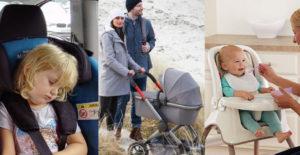 Accesorios (imprescindibles) para la llegada del bebé, ¿qué necesitamos?