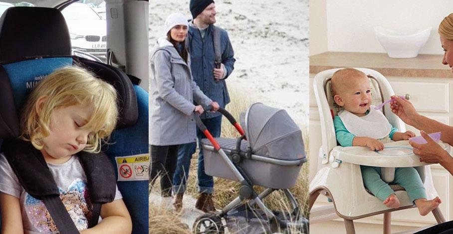 Accesorios llegada del bebé