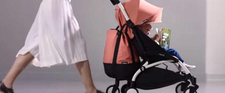 Consejos de seguridad con el cochecito de bebé