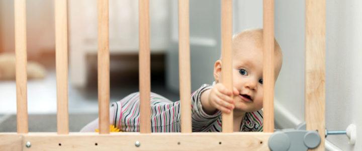 Consejos para garantizar la seguridad de los bebés en casa