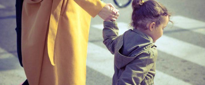 Seguridad para niños al salir de casa… o al cruzar la calle