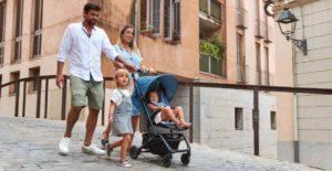 Buggy XS, la silla de paseo compacta que va a todos los sitios