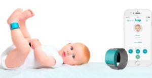 Liip Smart Monitor, o cómo conocer el estado de tu bebé en todo momento
