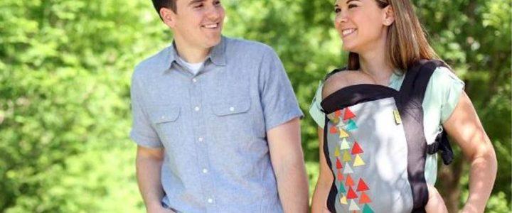 Portabebés, la manera más cómoda de pasear a tu hijo en verano